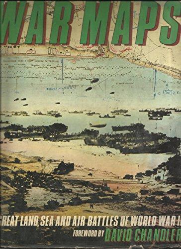 War Maps By Simon Goodenough