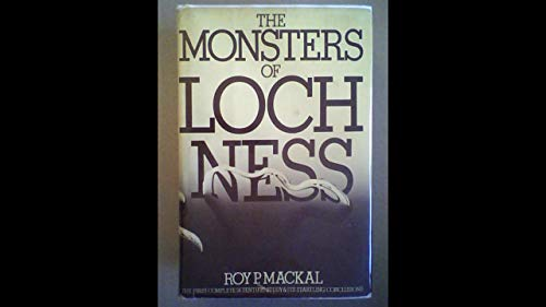 Monsters of Loch Ness By Roy P. Mackal