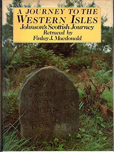 Journey to the Western Isles By Finlay J. Macdonald
