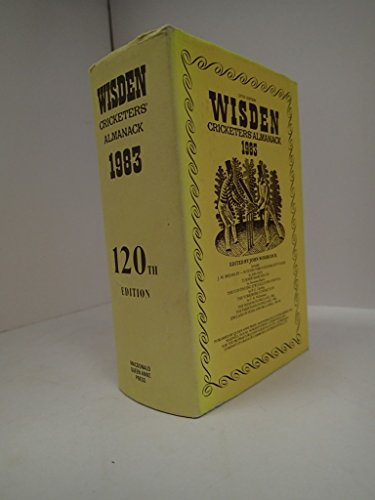 Wisden Cricketers' Almanack 1983