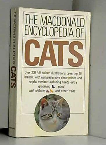 Encyclopaedia of Cats By Edited by Gino Pugnetti