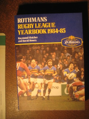 Rothman's Rugby League Year Book By Raymond Fletcher415