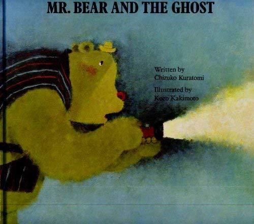 Mr. Bear, Ghost By Chizuko Kuratomi
