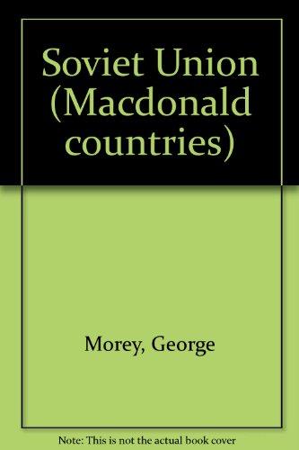 Soviet Union (Macdonald countries) By George Morey
