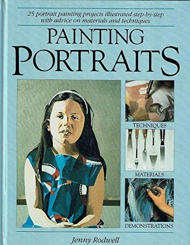 Painting Portraits By Jenny Rodwell