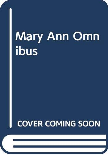 Mary Ann Omnibus By Catherine Cookson