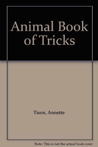 Animal Book of Tricks, The By Talus Taylor