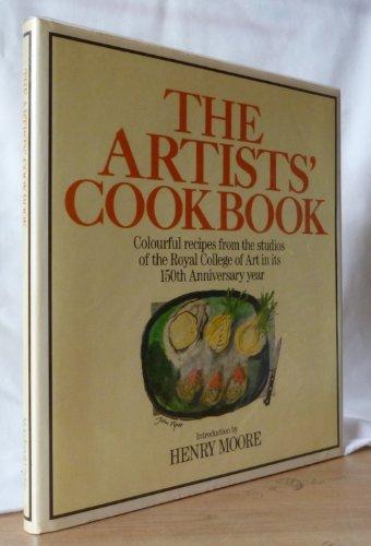 The Artists' Cookbook (Cook Book)