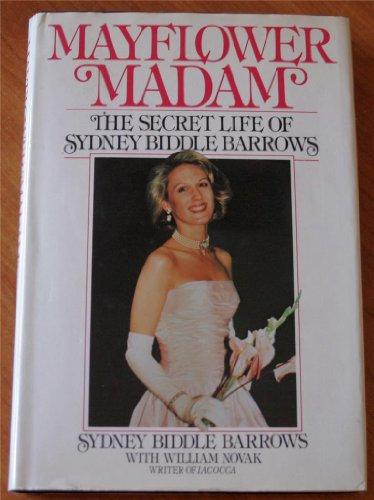 Mayflower Madam By Sydney Biddle Barrows