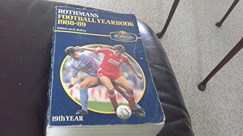 Rothman's Football Year Book By Volume editor Jack Rollin