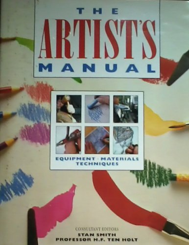 Artist's Manual By Stan Smith