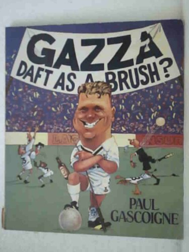 Gazza By Paul Gascoigne