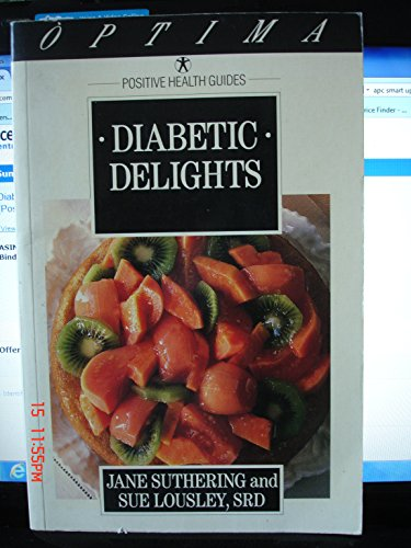 Diabetic Delights By Jane Suthering