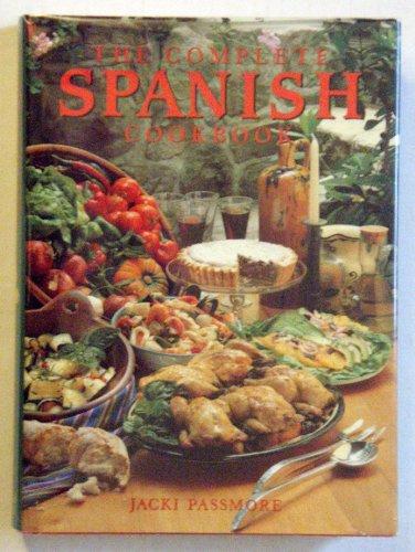 Complete Spanish Cookbook By Jacki Pan-Passmore