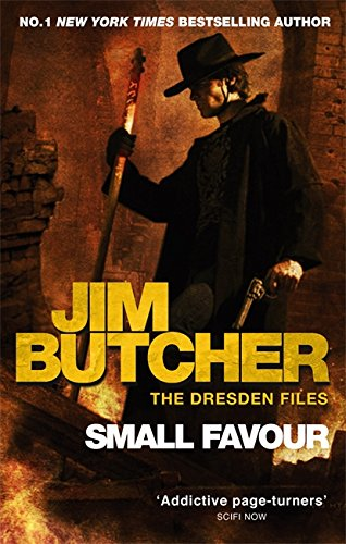 Small Favour: The Dresden Files, Book Ten by Jim Butcher