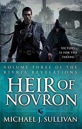 Heir Of Novron By Michael J Sullivan