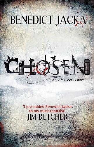 Chosen By Benedict Jacka