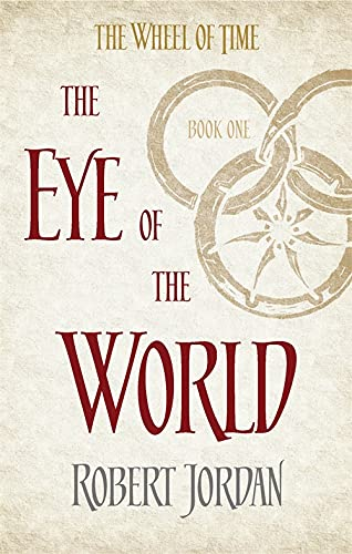 Eye Of The World By Robert Jordan