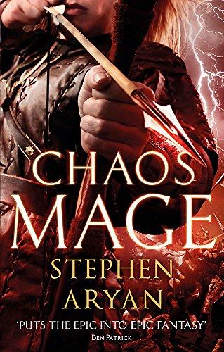 Chaosmage By Stephen Aryan
