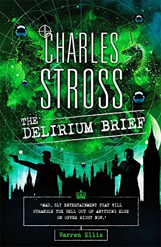 The Delirium Brief By Charles Stross