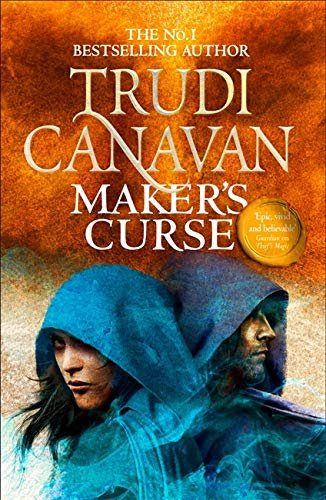 Maker's Curse By Trudi Canavan