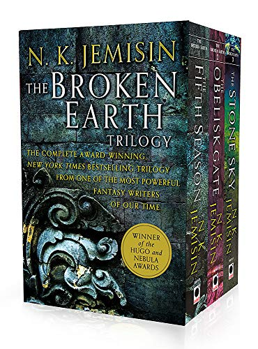 The Broken Earth Trilogy: Box set edition By N. K. Jemisin