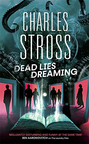 Dead Lies Dreaming By Charles Stross