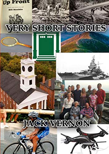Very Short Stories By Jack Vernon