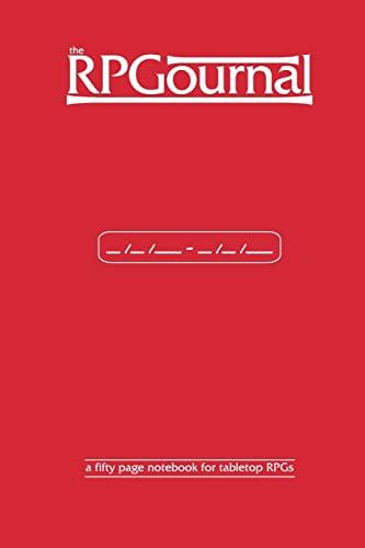 the RPGournal By Ian Kreisberg