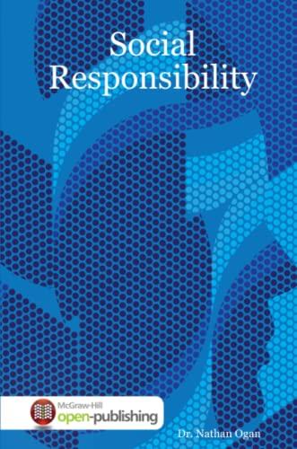 Social Responsibility By Dr. Nathan Ogan