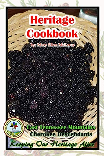 Heritage Cookbook 2 By Mary McLeroy