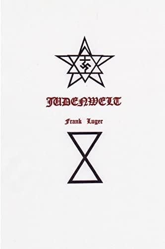 JUDENWELT By Frank Luger