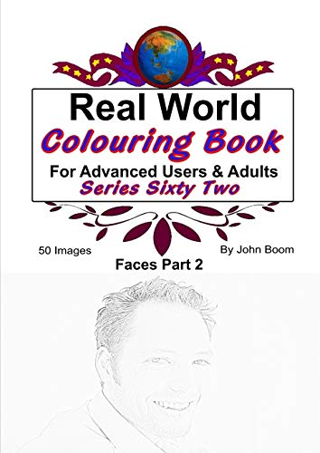 Real World Colouring Books Series 62 By John Boom