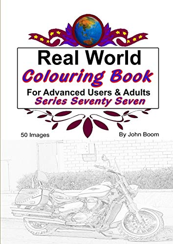 Real World Colouring Books Series 77 By John Boom