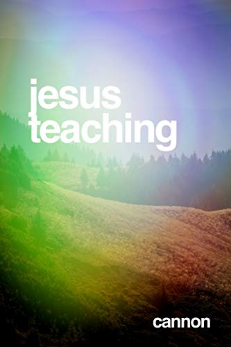 jesus teaching By Andrew Cannon