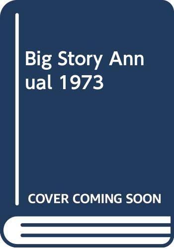 Big Story Annual By Enid Blyton