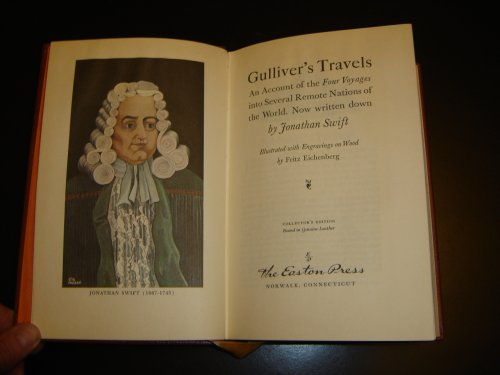 Gulliver's travels (A Purnell classic) By Jonathan Swift