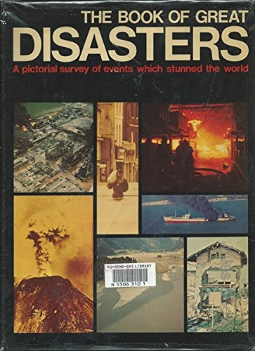 Book of Great Disasters By Phil Drackett