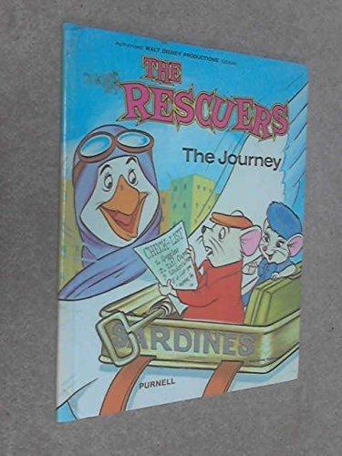 The Rescuers By Walt Disney
