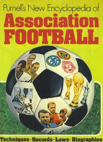 Encyclopaedia of Association Football By Norman Barrett