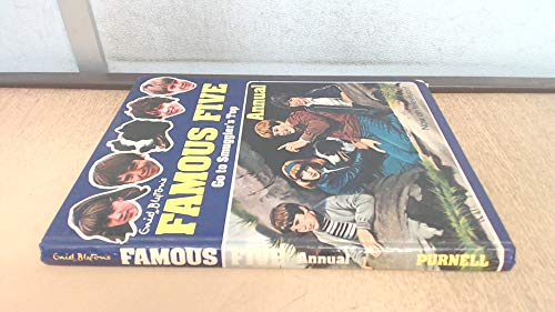 Famous Five Go To Smugglers Top Annual By Enid Blyton
