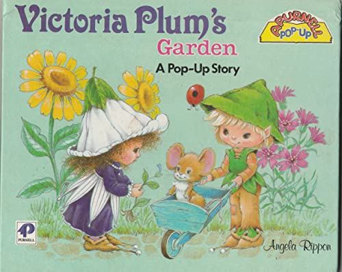 Victoria Plum's Garden By Angela Rippon