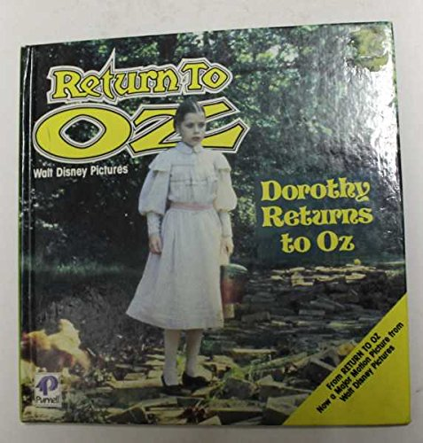 Dorothy Returns to Oz By No stated author