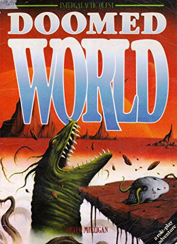 Doomed World By Peter Milligan