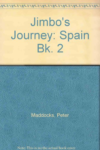 Jimbo's Journey By Peter Maddocks