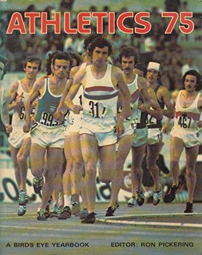 Birds Eye Athletics Year Book By Volume editor Ron Pickering
