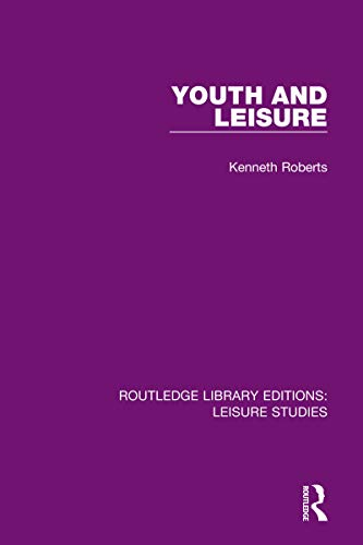 Youth and Leisure By Kenneth Roberts