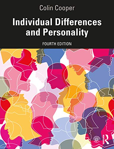 Individual Differences and Personality By Colin Cooper