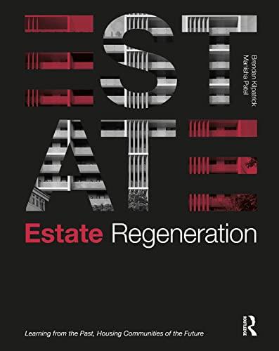 Estate Regeneration By Brendan Kilpatrick