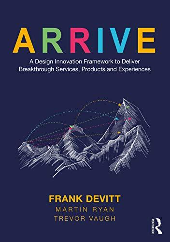 ARRIVE By Frank Devitt